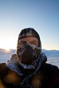 Skiing at -30C